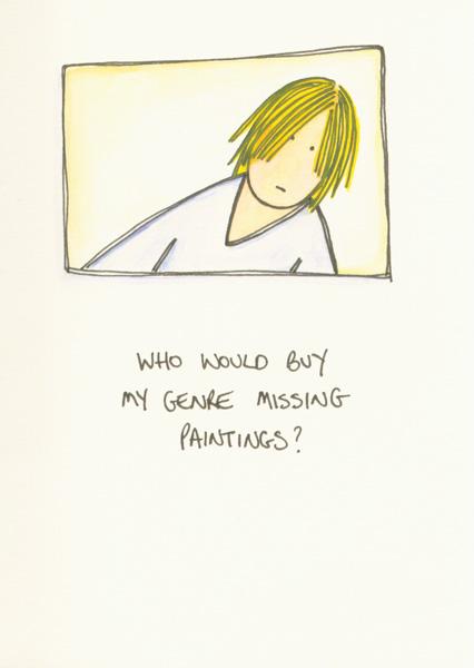 200806 genre missing paintings