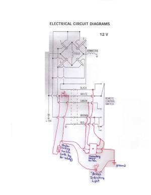 In cab control for Warn M8000 Winch  YotaTech Forums