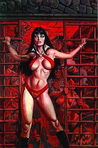 El arte virgen de John Heebink, está vergatario