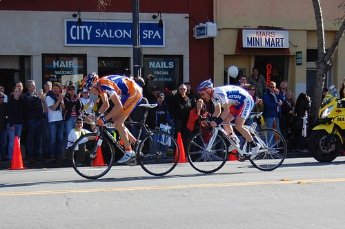 #1 Gesink and #2 Leipheimer