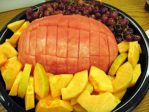Wait... that's not a ham!
