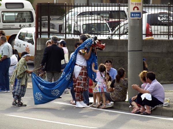 2008年 八戸三社大祭 お通り 7