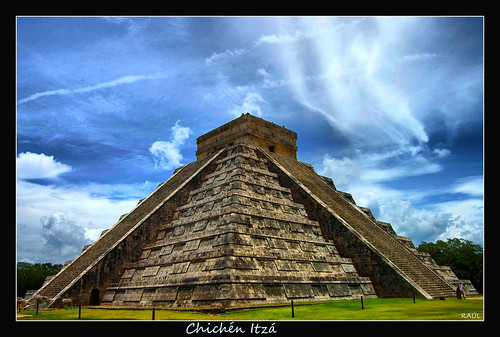 Chichen Itza por knight-saver.