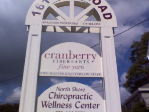 cranberry fiber arts