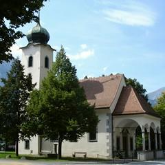 Kapelle Heiligkreuz