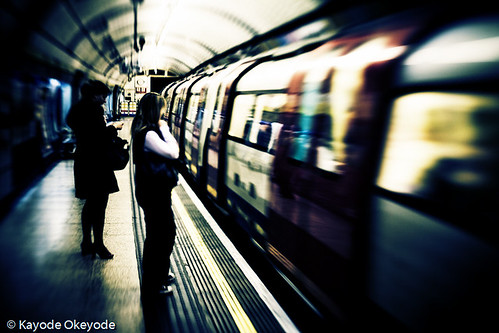 Day 160:  Tube Journeys