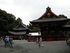 Kamakura, shinto temples