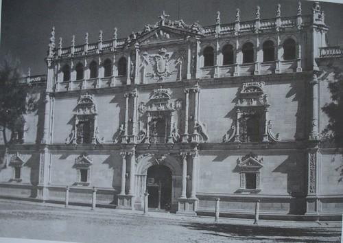 Colegio de San Ildefonso (III)