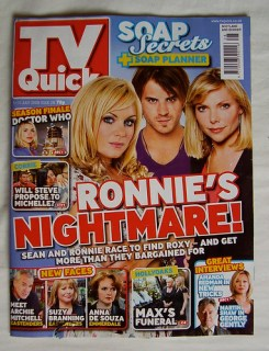 TV Quick - July 1 2008