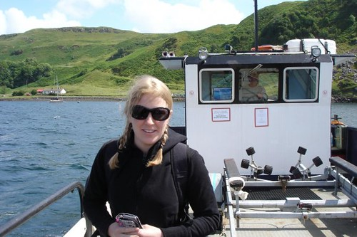 Ferry to Kerrera