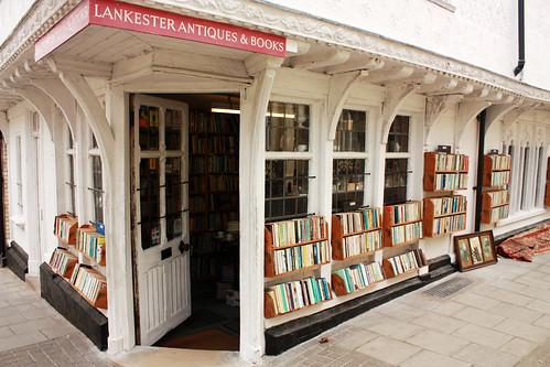 lankester books & curios