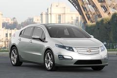 European Premiere: Chevrolet Volt Production V...