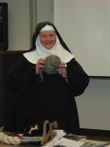 Mother Hildegard