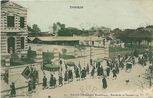 Bouddhique Procession 03