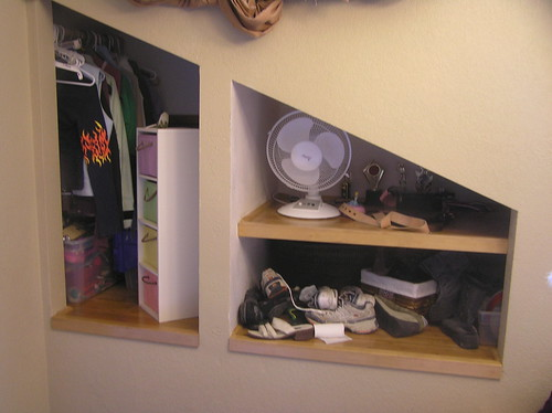 custom shelf project