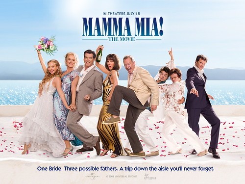 Mama Mia (the movie)