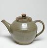 H.R. Hughan. Stoneware teapot