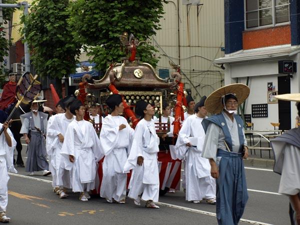 2008年 八戸三社大祭 お通り 4