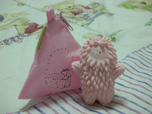 Pastel Pink Baby Treeson