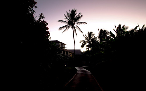 Twilight for the morning, Kauai