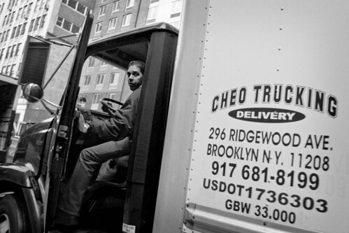Truck Driver by 28 Dreams