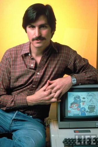 Steve Jobs by Jhack❦