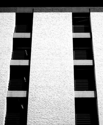 Parking Garage. (Kodak Plus-X 125. Nikon F100. Epson V500.)