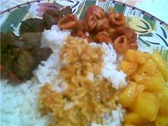 Balkis mixed rice