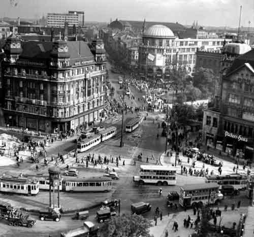 Berlino Potzdamer Platz