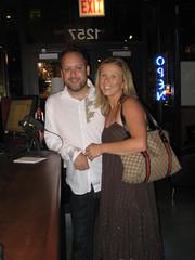 Tom and Jess Lerner visit!