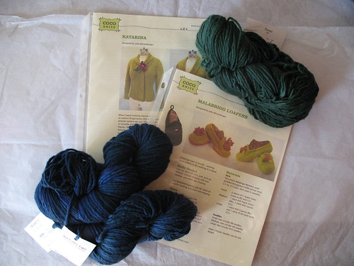 Coco Knits and Yarn
