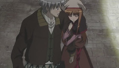 Spice and Wolf 10 - Cuddles