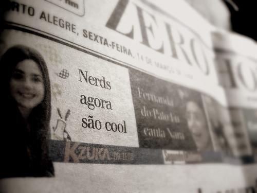Os nerds dominarão o mundo!