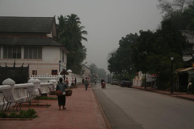 Luang Prabang Sisavangvong Road