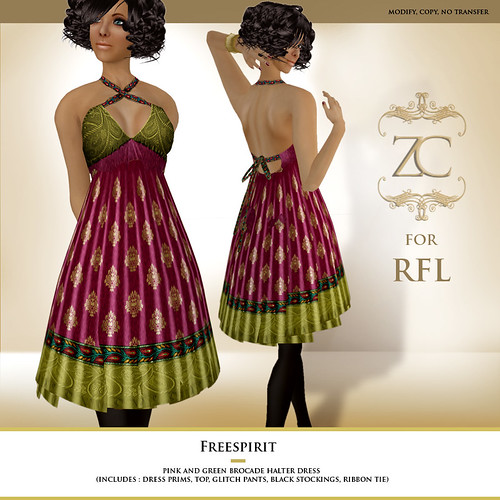 NEw : Freespirit for RFL