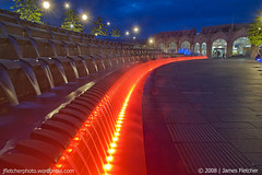 River of Fire @ Sheffield Station