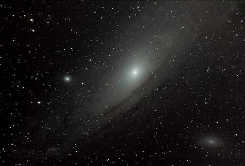 M31-Andromeda Galaxy on 9/24/08