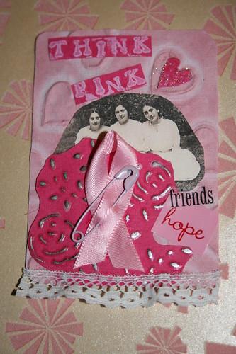 Think Pink ATC