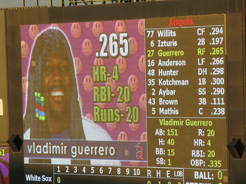 Angels RF - Vladimir Guerrero by Timmer82.