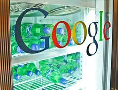 Google 的貼牌冰箱(Google refrigerator)