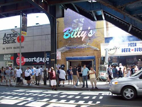 Bronx, NY: Billy's Bar - River Ave. by skyliner72.
