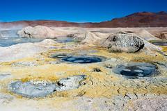 Vulkanische Aktivitäten