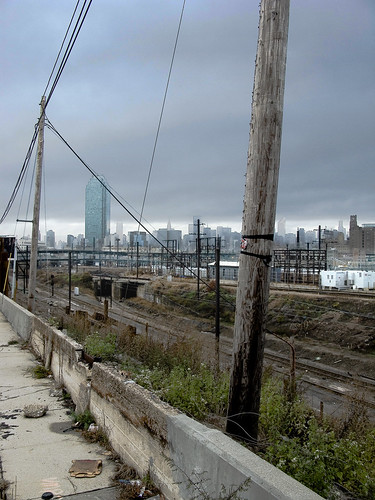 Sunnyside Railyards by you.