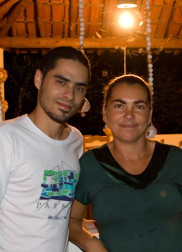 Eu e Dona Zezinha - Vale do Jequitinhonha
