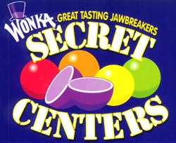 1991ish - Secret Centers - the secret center is PAIN!