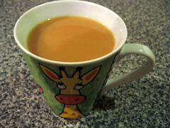 61/365 - Therapeutic cup of tea