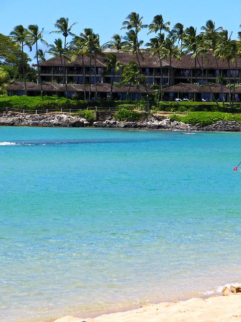 Clear Water at Napili Beach, Maui