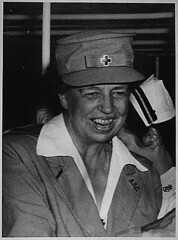 Eleanor Roosevelt at Pearl Harbor