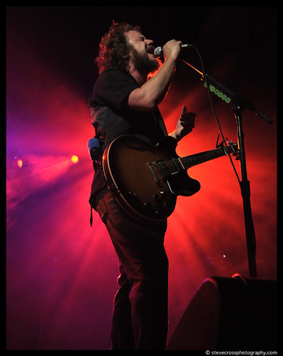 My Morning Jacket @ Bonnaroo 2008 Credit: Steve Cross