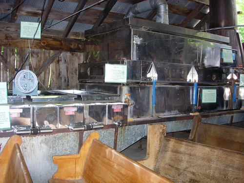 More Sugaring Equipment